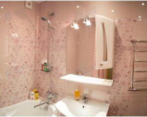 Ремонт ванны и туалета