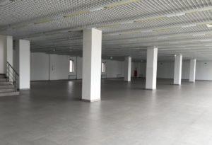 Ремонт и отделка производственных помещений